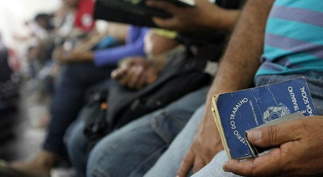 Em novo recorde de desemprego no país, Alagoas tem a terceira maior taxa