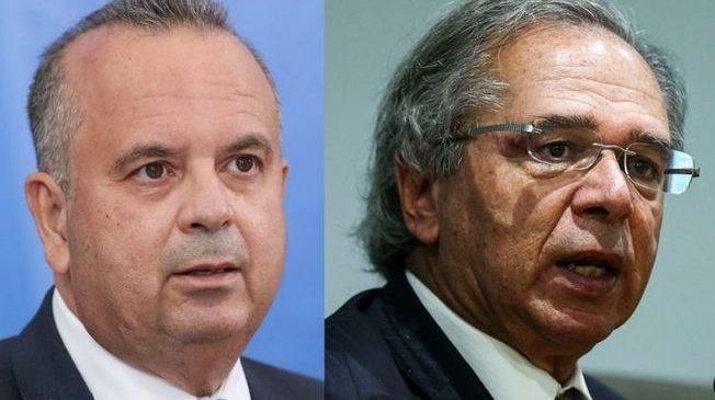 Na briga de ministros Paulo Guedes ataca Marinho: é desleal e despreparado