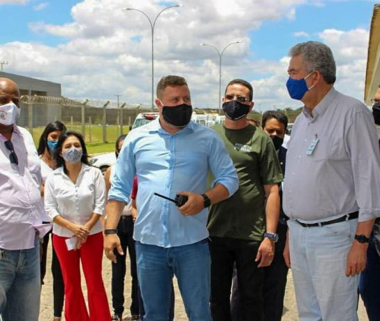 Ação de deputado, Defensoria, OAB e familiares de apenados, leva governo a abrir visitas a presídios