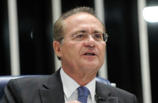 Renan articula encontro da paz entre Rodrigo Maia e Paulo Guedes