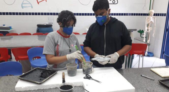 Trabalho de alunos do Sesi vence feira nacional de iniciação científica