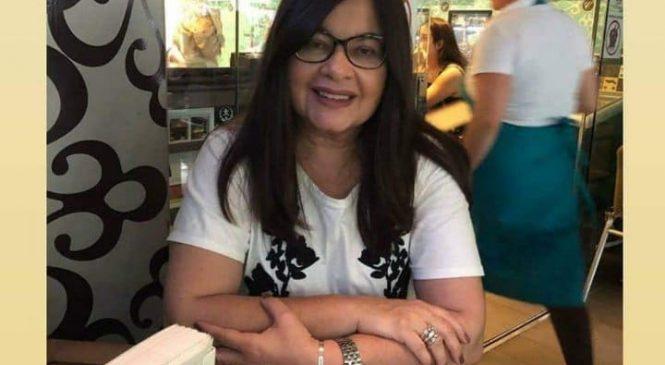 Vítima de um câncer persistente, morre Walkíria Suruagy
