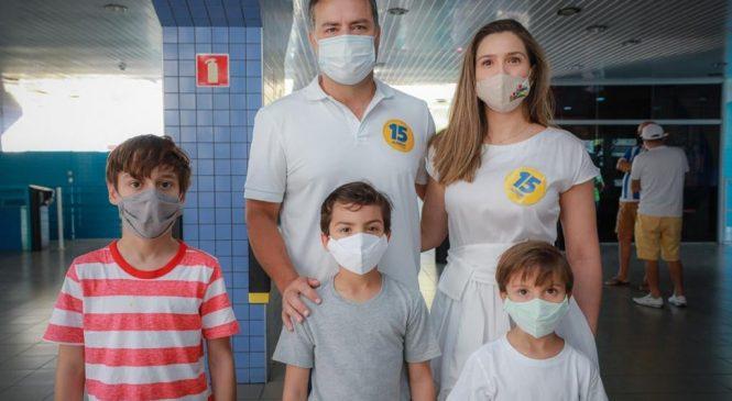Renan Filho: espero que o maceioense vote no candidato mais preparado
