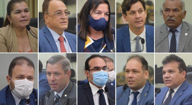 Veja o que falaram os deputados da ALE sobre os resultados das urnas em Alagoas