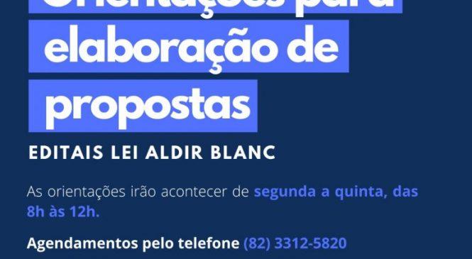 Fmac firma parceria com o Sebrae para orientar sobre editais da Lei Aldir Blanc