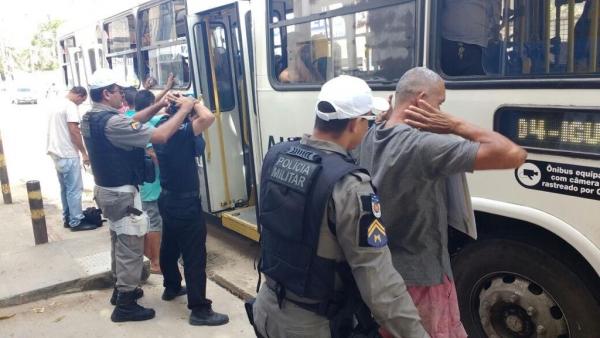 Maceió registra apenas um assalto a ônibus em cinco meses