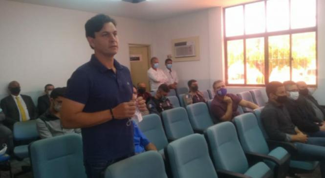 Marcelo Beltrão pede apuração de fake news e de mensagens em massa na eleição de Coruripe