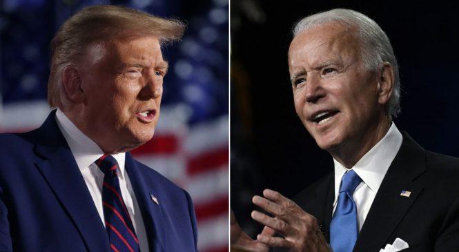 Trump diz que venceu a eleição, mas contagem não terminou e ele está atrás de Biden