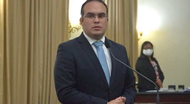 Davi Maia pede apuração de assassinato ocorrido na cidade de Paulo Jacinto