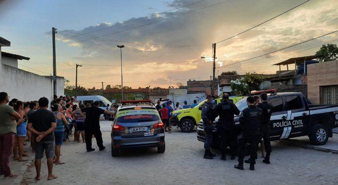 Ex-vereador de Paulo Jacinto é assassinado a tiros dentro de casa