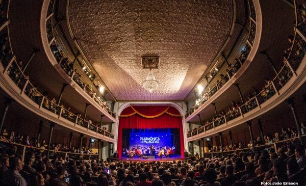 Teatro Deodoro completa 110 anos de arte neste domingo com celebração virtual