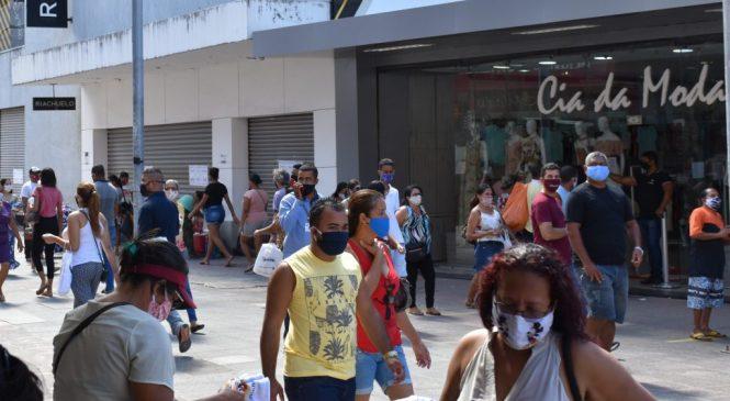 Consumo das Famílias cai pelo nono mês em Maceió seguido