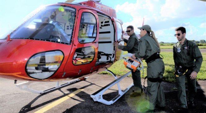 Samu Alagoas é vítima de trote e libera helicóptero e ambulância para falsa ocorrência