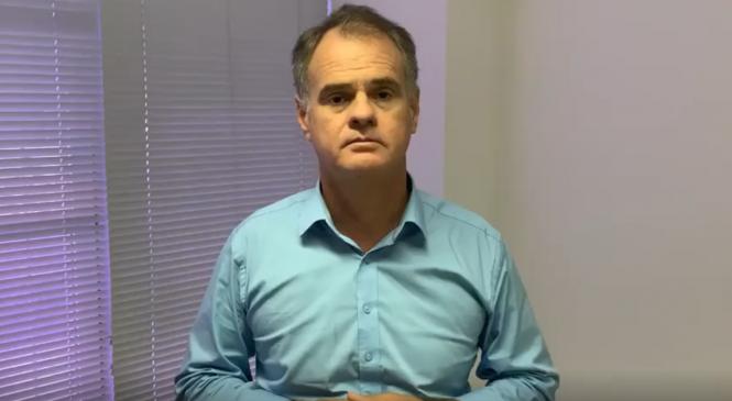 Josan Leite declara apoio a Alfredo Gaspar no 2º turno