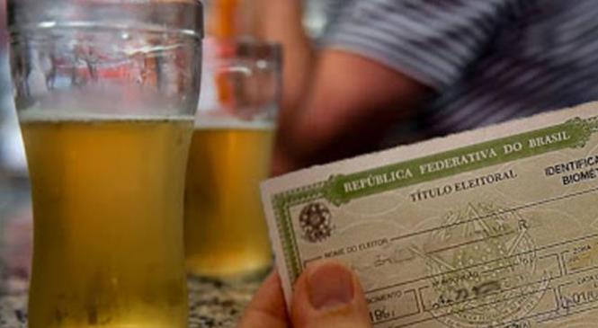 Lei Seca: Publicado decreto que proíbe venda de bebidas alcoólicas no dia das eleições em Alagoas