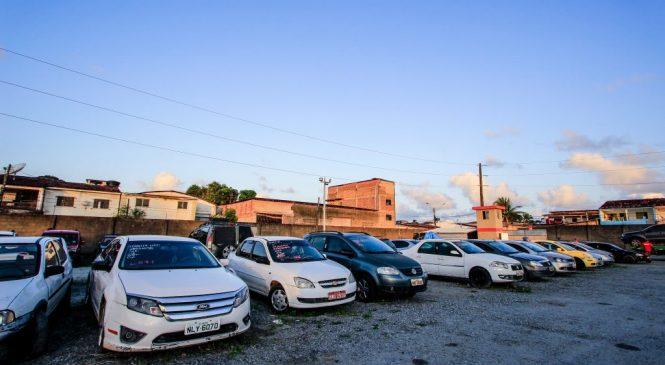 Prefeitura realiza em novembro novo leilão de veículos apreendidos