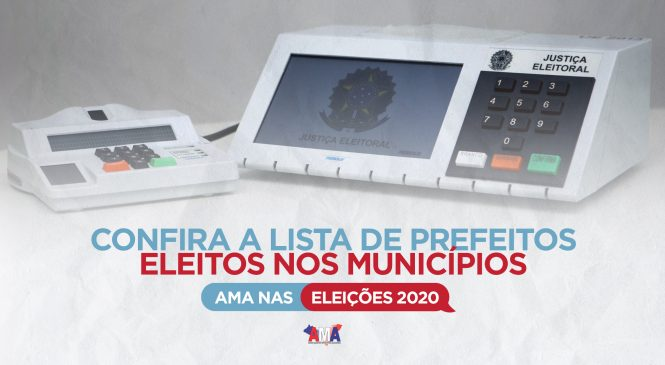 Confira a lista dos prefeitos eleitos e reeleitos em Alagoas