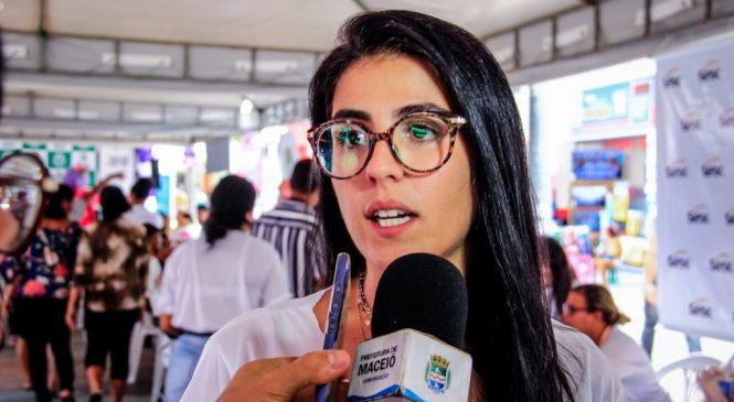 Maceió Rosa: campanha realizou mais de 1.200 atendimentos a mulheres na capital