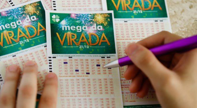 Prêmio da Mega da Virada deve chegar a R$ 300 milhões