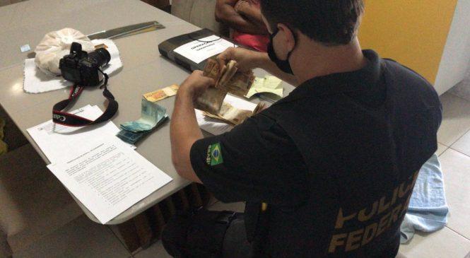 Grupo que frauda Seguro-Desemprego em Alagoas é alvo de operação da PF
