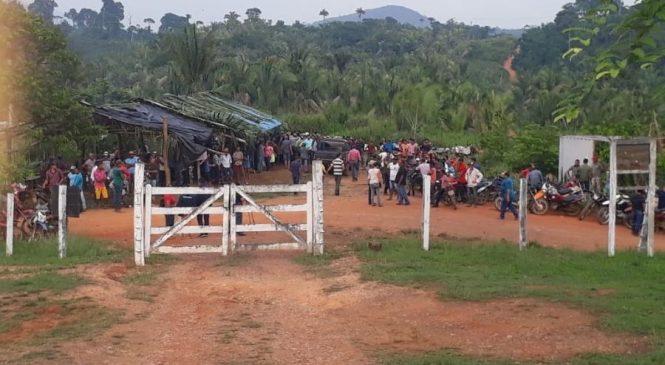 Fiscais do Ibama são feitos de reféns por invasores de terra indígena no Pará