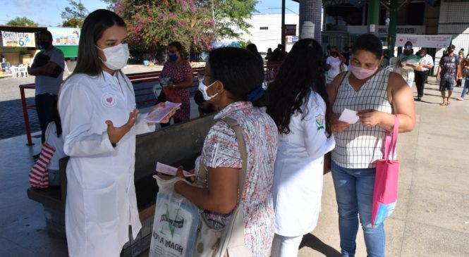 Prefeitura realizou 4.494 mamografias no Maceió Rosa