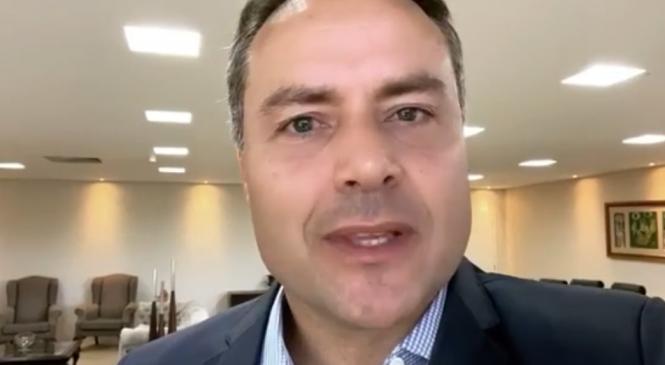 Renan Filho parabeniza JHC, prefeito eleito de Maceió