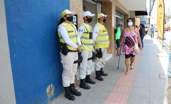 Ronda no Bairro garante reforço à segurança pública durante a Black Friday