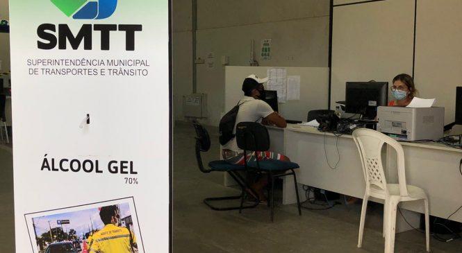 SMTT encerra mutirão e mais de 3,5 mil Bem Legal Especial são recadastrados