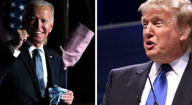 Biden lançará força-tarefa contra covid-19 e Trump protestos contra votação
