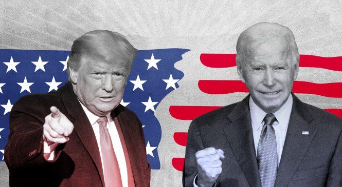 Acompanhe em tempo real a apuração das eleições nos EUA