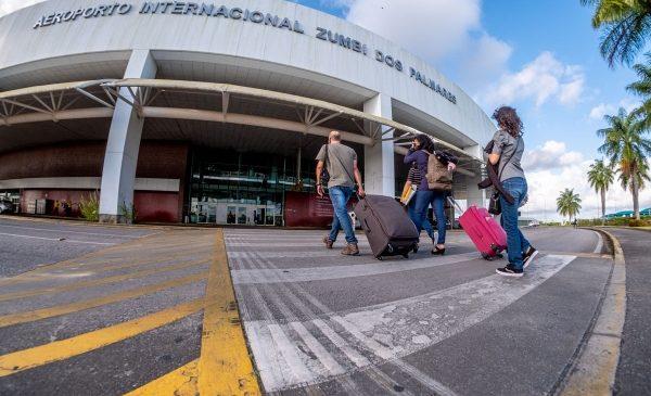 Alagoas passa a receber cerca de 75% da malha aérea pré-pandemia em dezembro