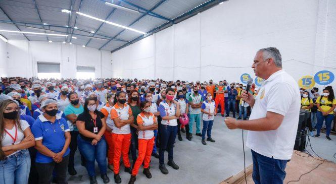 Alfredo Gaspar quer criar 10 mil novos empregos em Maceió