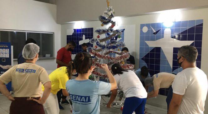Campanha 'Viva o Natal' arrecada donativos para instituições de caridade