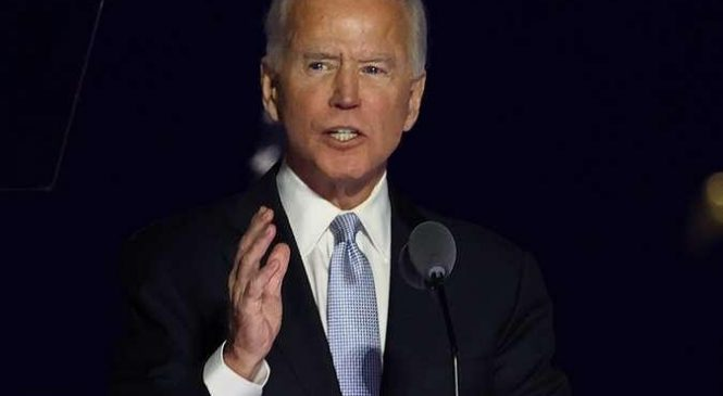 Biden para apoiadores: agora é colocar a raiva de lado e unir a Nação