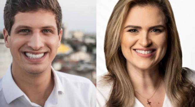 Apuração em Recife aponta disputa entre dois descendentes de Arraes no 2º turno