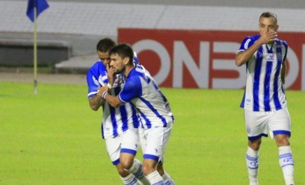 Azulão perde a invencibilidade para o Guarani: 2 a 1 em Campinas