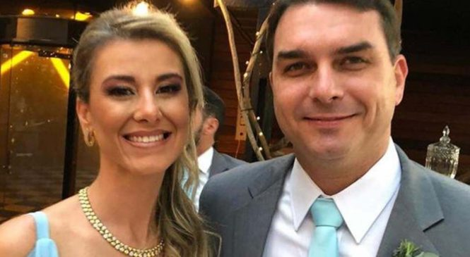MP diz que esquema de corrupção repassou valores incalculáveis para Flávio e esposa