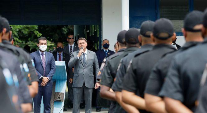 Caravanas com PMs e relatos de insurgência no Nordeste ligam alerta para o dia 7