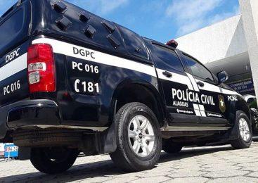 Trio suspeito de homicídio no Distrito Industrial é preso pela Polícia Civil