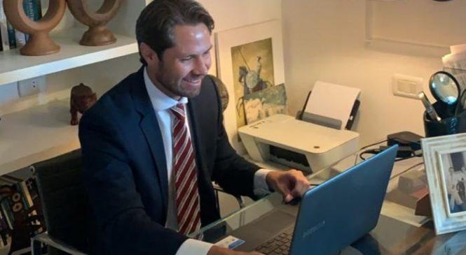 Pedro Vilela assume mandato na Câmara dos Deputados