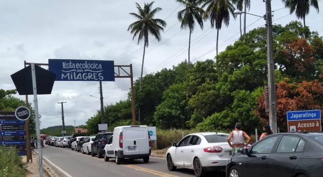 Balsa de Porto de Pedras: um negócio de péssima qualidade para o turismo