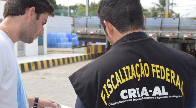 Crea-AL fiscaliza shoppings de Maceió na busca de prevenção contra pandemia