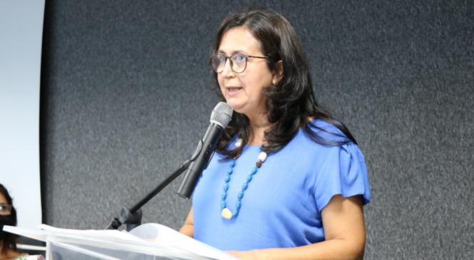 Crea-AL será intenso na sociedade alagoana, declara Rosa Tenório em posse