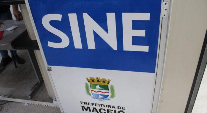 Sine Maceió oferta mais de 100 vagas de emprego