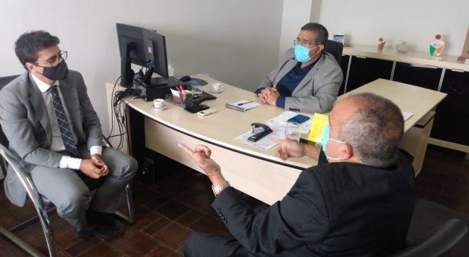 Saúde e GGI Covid-19 apresentam ao MP Plano de Imunização contra coronavírus