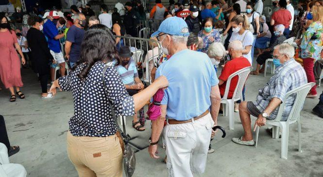 Cuidado com as fakes: Hospitalização por Covid-19 reduziu sim entre idosos