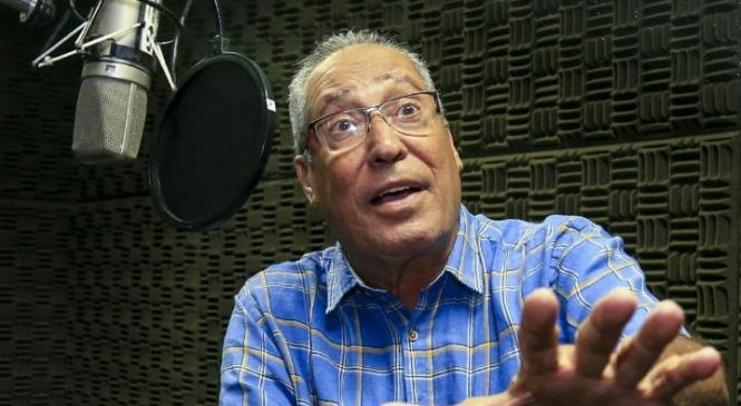 Diagnosticado com Covid-19, Arivaldo Maia é internado em hospital de Maceió