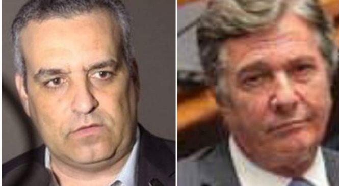 Gaspar manda Collor se preocupar com processos de corrupção e cuidar do botox