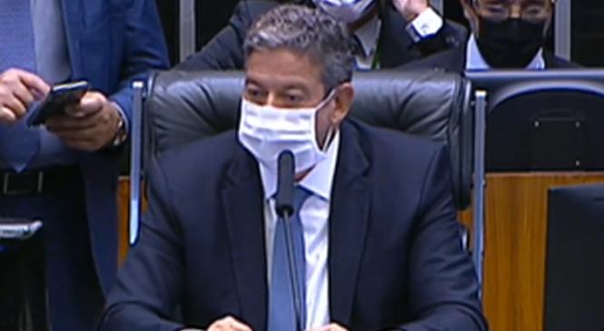 Lira articula com Supremo para discutir punição de deputado bolsonarista